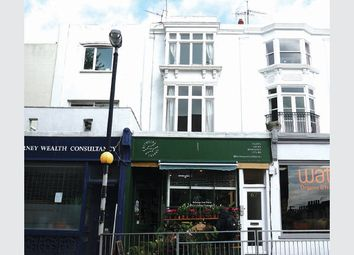 Thumbnail 1 bed flat for sale in Flat 1, 67 Upper North Street, East Sussex