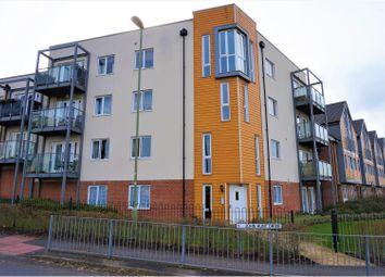 Thumbnail 2 bedroom flat for sale in John Hunt Drive, Everest Park, Basingstoke