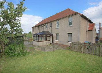 Thumbnail 3 bed flat for sale in Alexander Street, East Wemyss, Kirkcaldy