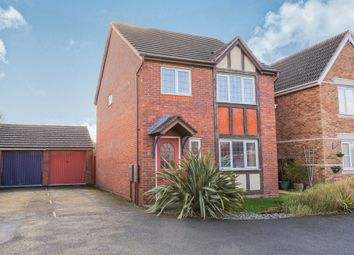 Thumbnail 3 bed detached house for sale in Warwick Road, Lower Bullingham, Hereford