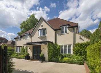 Thumbnail 6 bed property for sale in West Heath Avenue, Golders Hill Park, London