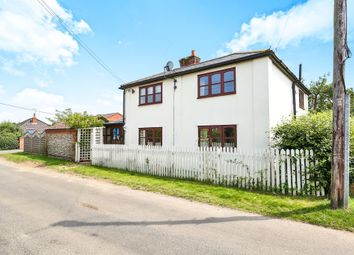 Thumbnail 3 bed cottage for sale in Bittering Street, Gressenhall, Dereham