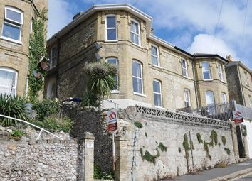 Thumbnail 3 bed flat for sale in Madeira Road, Ventnor, Isle Of Wight.