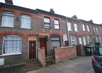 Thumbnail 3 bed terraced house for sale in Althorp Road, Luton