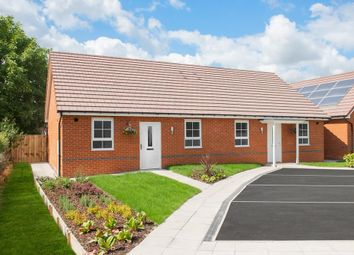 "Thumbnail 2 bedroom terraced house for sale in ""Bedale"" at Beech Croft, Barlby, Selby"