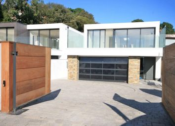 Thumbnail 4 bed detached house for sale in Alington Road, Canford Cliffs, Poole