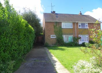 Thumbnail 3 bedroom semi-detached house to rent in Amberley Drive, Twyford, Reading
