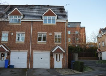 Thumbnail 3 bed town house for sale in Northwood Place, Wadsley Park, Sheffield, South Yorkshire