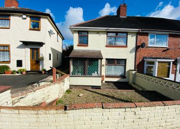 3 bed semi-detached house for sale in Valley Road, Bearwood, Smethwick B67
