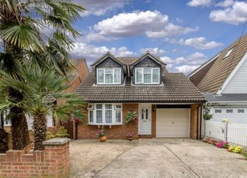 Thumbnail 4 bed detached house for sale in Benfleet, Essex