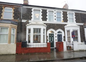 4 bed terraced house for sale in Alexandra Road, Canton, Cardiff CF5