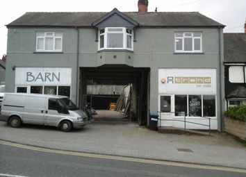 Light industrial for sale in Conway Road, Llandudno Junction LL31