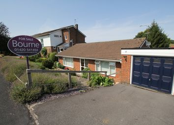 Thumbnail 3 bed semi-detached bungalow for sale in Princess Drive, Alton, Hampshire