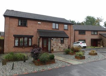 Thumbnail 4 bed detached house for sale in The Paddock, Markfield, Leicestershire