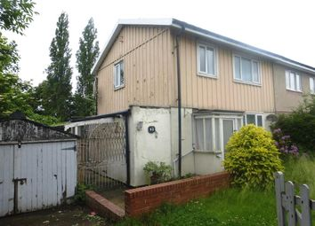 Thumbnail 3 bed semi-detached house for sale in Axholme Road, Scunthorpe, North Lincolnshire