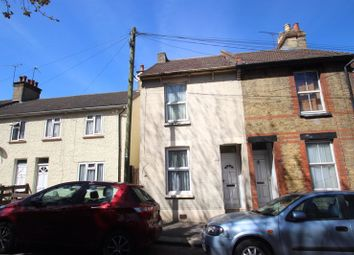 Thumbnail 2 bed terraced house for sale in Holcombe Road, Chatham