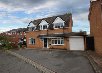 Thumbnail 4 bed detached house for sale in Hyperion Road, Stourton, Stourbridge