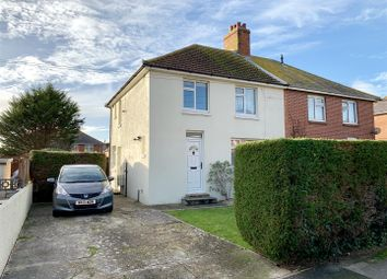 Thumbnail 3 bed semi-detached house for sale in Kitchener Road, Weymouth