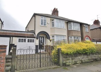 3 bed semi-detached house for sale in Blackmoor Drive, West Derby, Liverpool L12