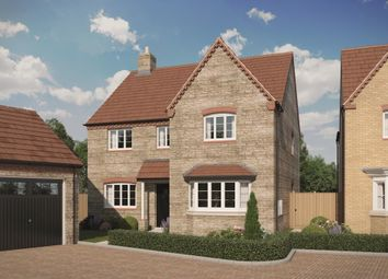 4 bed detached house for sale in New Yatt Road, North Leigh, Witney OX29