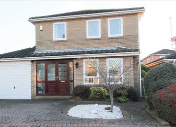 Thumbnail 3 bed detached house for sale in Underwood Grove, Northburn Grange, Cramlington
