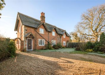 Thumbnail 5 bedroom detached house for sale in Lambwood Hill, Grazeley, Reading, Berkshire