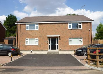 Thumbnail 2 bed flat to rent in Canterbury Close, Leagrave, Luton