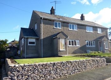 Thumbnail 3 bed semi-detached house for sale in The Green, Levens, Kendal