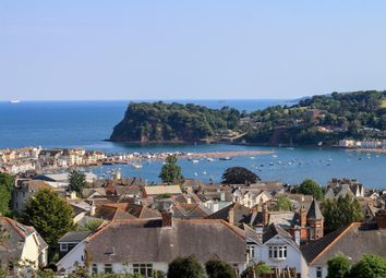 Thumbnail 2 bedroom flat for sale in Apartment Three, Sea Breeze, Powderham Terrace, Teignmouth