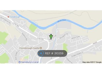 Thumbnail 3 bed terraced house to rent in Burcroft Hill, Conisbrough, Doncaster