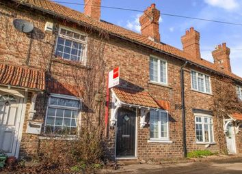 Thumbnail 2 bed terraced house for sale in Buttacre Lane, Askham Richard, York, North Yorkshire