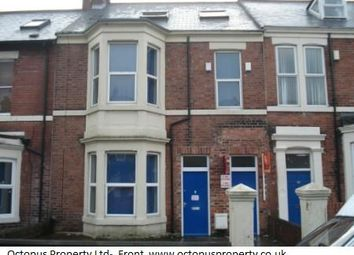 Thumbnail 5 bedroom maisonette to rent in Rothbury Terrace, Newcastle Upon Tyne