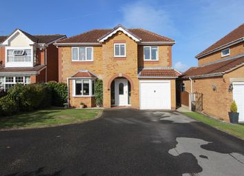 Thumbnail 4 bed detached house for sale in Holme Park Avenue, Upper Newbold, Chesterfield
