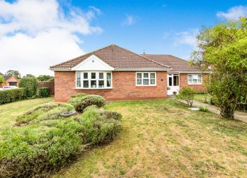 Thumbnail 3 bed detached bungalow for sale in Walcot Lane, Folkingham, Sleaford