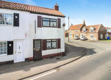 Thumbnail 2 bed end terrace house for sale in Bridlington Road, Beeford, Driffield