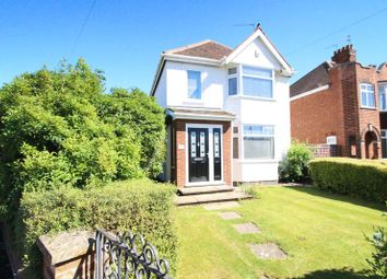 Thumbnail 3 bed detached house for sale in Hillmorton Road, Rugby