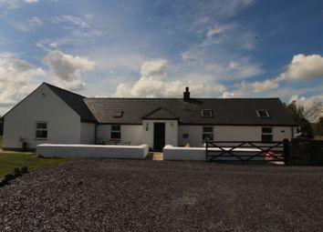 Thumbnail 3 bed cottage for sale in Trefdraeth, Bodorgan