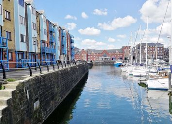 1 bed flat for sale in Abernethy Quay, Marina, Swansea SA1