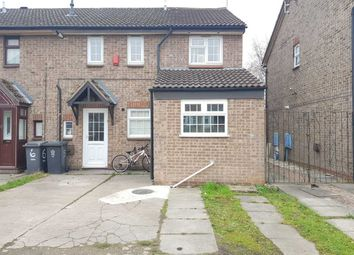 Thumbnail 4 bed semi-detached house for sale in Lema Close, Leicester