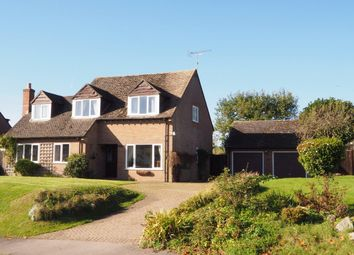 Thumbnail 4 bed detached house for sale in Above Hedges, Pitton, Salisbury