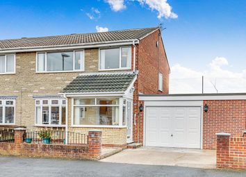 Thumbnail 3 bed semi-detached house for sale in Warkworth Avenue, Blyth