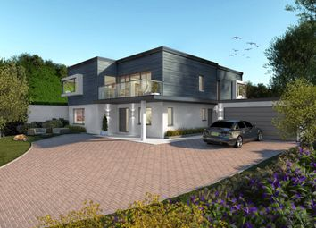 Thumbnail 4 bedroom detached house for sale in Foxholes Hill, Exmouth