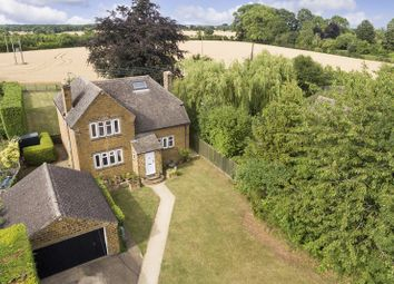 Thumbnail 4 bed detached house for sale in Stratford Road, Wroxton, Banbury