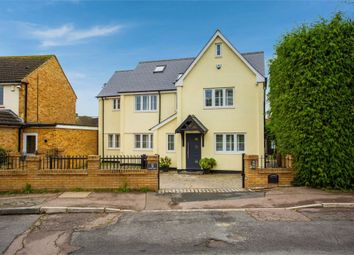 Thumbnail 5 bed detached house for sale in Great Lawn, Ongar, Essex