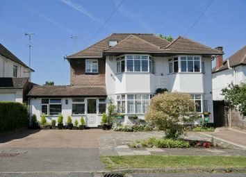Thumbnail 7 bed detached house for sale in The Fairway, Northwood