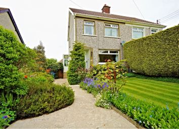 Thumbnail 3 bed semi-detached house for sale in Summerhill Park, Bangor