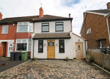Thumbnail 3 bed semi-detached house for sale in Arden Road, Bulkington, Bedworth