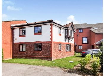 2 bed maisonette for sale in Hulton Close, Woolston, Southampton SO19