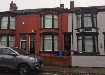 Thumbnail 3 bed terraced house for sale in 59 Windsor Road, Tuebrook, Liverpool