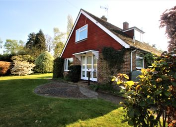 Thumbnail 3 bed detached bungalow for sale in Nether Lane, Nutley, Uckfield